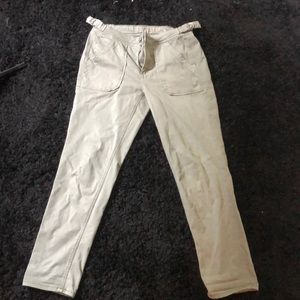 American Eagle Outfitters Super Stretch Khakis